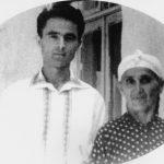 Мама Санобар с сыном Куддусом.