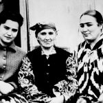 Сноха, мама, сестра Мехринисо.