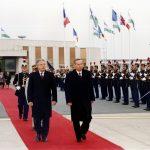 Государственный визит Первого Президента Республики Узбекистан И.А.Каримова во Францию. Октябрь 1993г.
