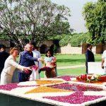 Официальный визит И.А.Каримова с супругой в Индию. Май 2011 года.